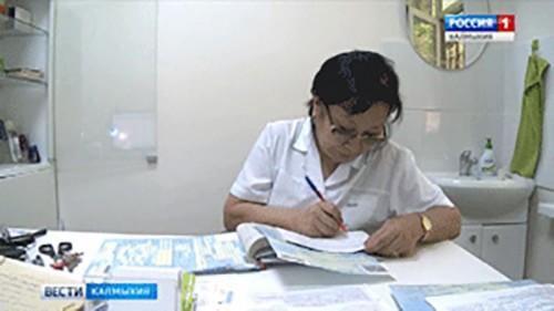 В Калмыкии войдут в практику электронные больничные