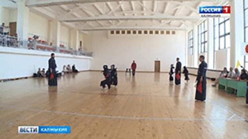 В Элисте завершилось Открытое первенство Калмыкии по кендо