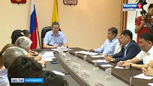 На заседании Президиума Правительства обсудили ряд важных вопросов