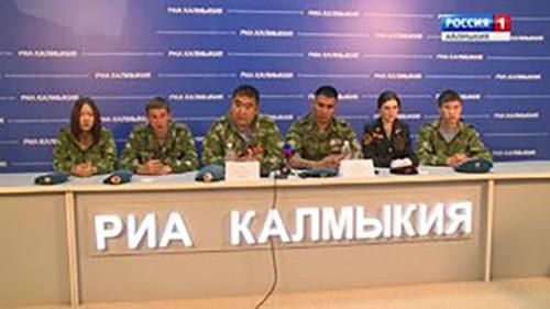 Воспитанники клуба «Десантник» и « Морпех» прошли военно-полевые сборы в Волгоградской области