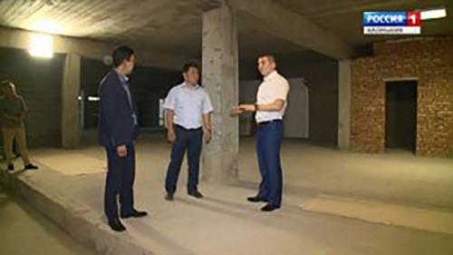 7, 5 млн рублей из регионального бюджета пойдут на ремонт Республиканского центра спортивной подготовки