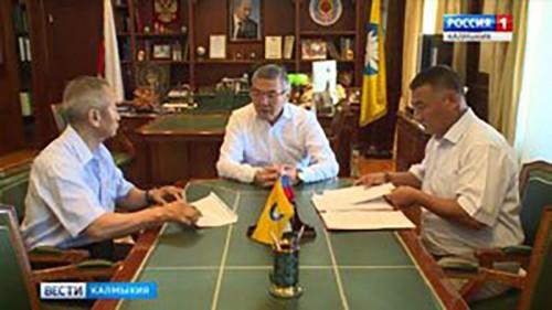 Алексей Орлов провел рабочую встречу по вопросу поддержки начинающих фермеров