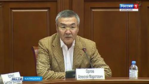 Алексей Орлов провел совещание с руководителями РМО