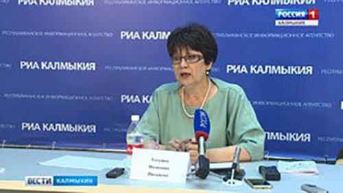 Школьники Калмыкии будут обеспечены учебниками на 100%