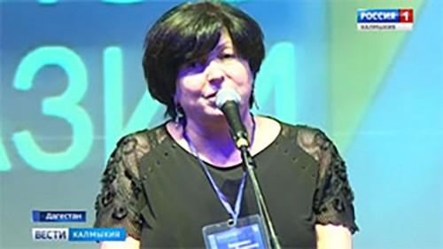 Голос рапсода заявлен на фестивале телевизионных и радиопрограмм «Голос Евразии»