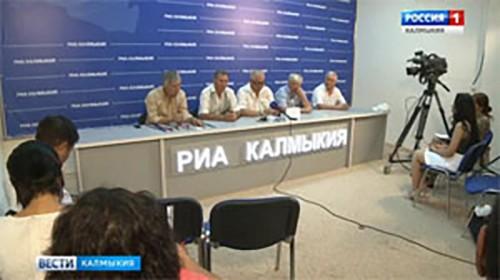 В Элисте будет проведен 2-й этап Всероссийской Спартакиады трудящихся