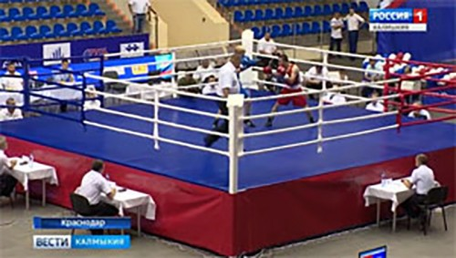 Пять человек представляют Калмыкию на Чемпионате ЮФО по боксу среди мужчин