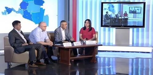 Встреча Главы Калмыкии с лидерами общественных объединений