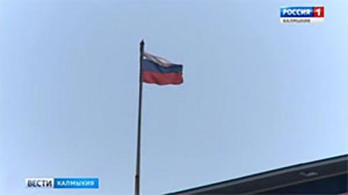 Российский триколор – символ нового российского государства
