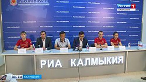 Калмыцкие спортсмены примут участие в Первенстве Мира по рукопашному бою