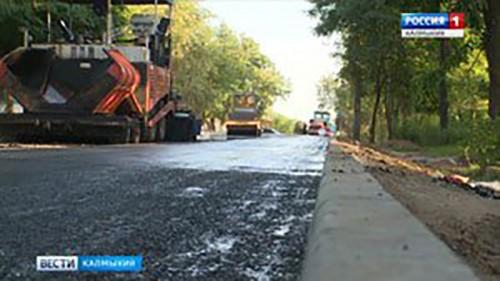 Столичные дороги будут обновлены раньше срока