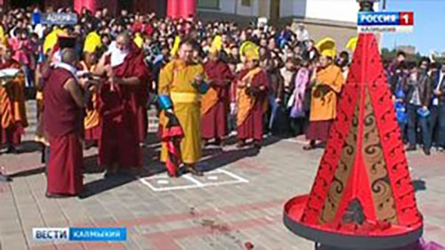 В Центральном хуруле проведут ежегодные тантрические ритуалы