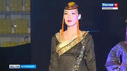 Калмыкия впервые примет участие в каспийской неделе моды
