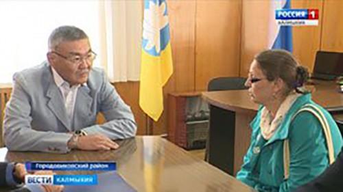 Алексей Орлов провел прием граждан по личным вопросам