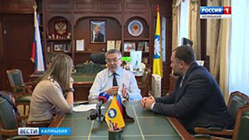 Алексей Орлов дал эксклюзивное интервью