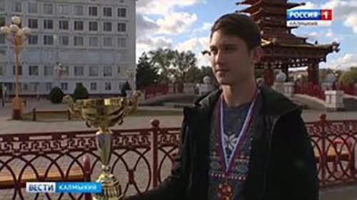 Юные каратисты Калмыкии примут участие во Всероссийских соревнованиях