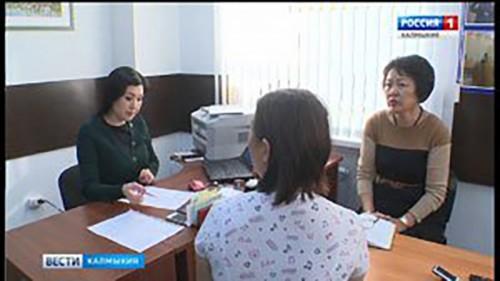 Марина Мукабенова провела прием граждан