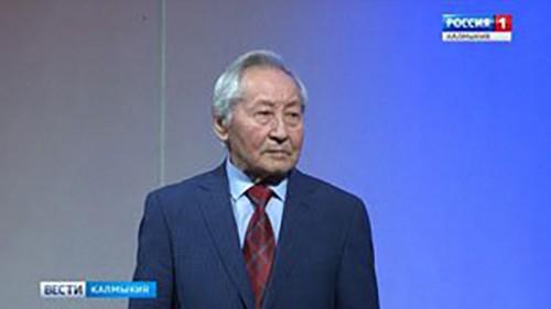 Заслуженный артист РСФСР Иван Уланов отметил свое 85-летие