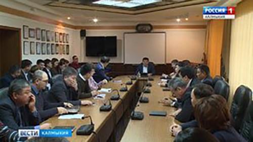 В городской администрации обсудили ряд проблем