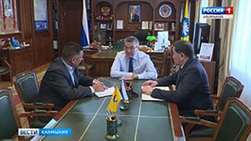 Глава региона провел рабочее совещание