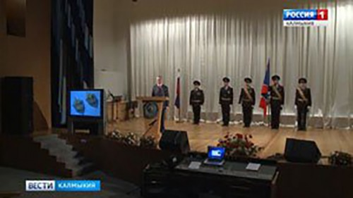 Вековой юбилей отмечает федеральная служба безопасности России