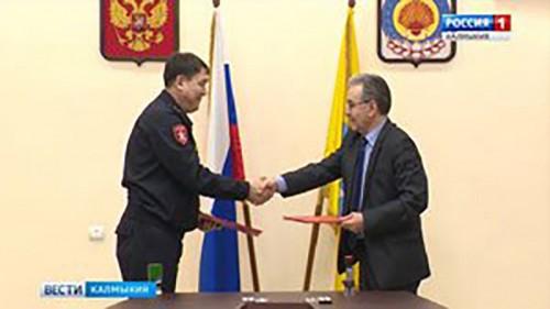 Министерство природы и Отдел национальной гвардии подписали соглашение о сотрудничестве