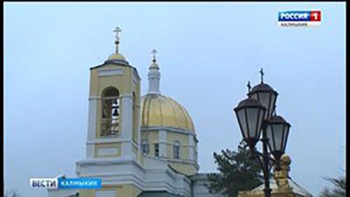 В Элисту будет доставлен ковчег с мощами князя Михаила Тверского