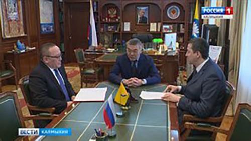 Консолидированный бюджет Калмыкии увеличен на 31%
