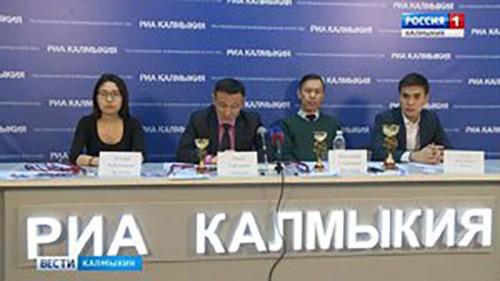 Калмыкия поддержит Олимпийских спортсменов
