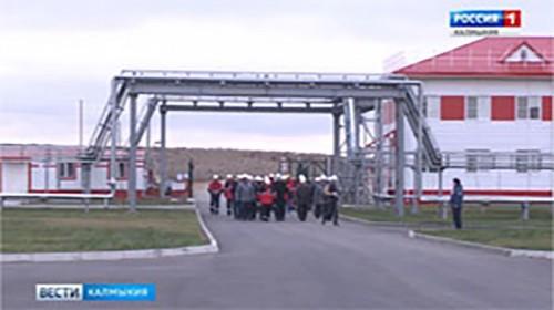 Глава Калмыкии встретился с заместителем гендиректора «Лукойл — Нижневолжскнефть»