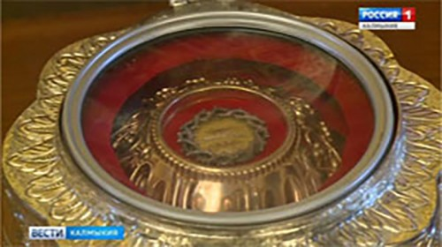 Верующие Калмыкии смогут прикоснуться к православной святыне