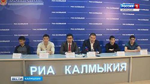 Три калмыцких атлета будут защищать честь республики на чемпионате России по боксу