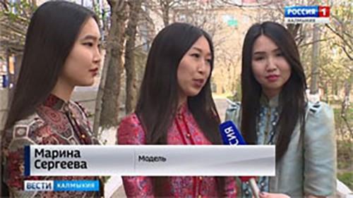 В Элисте состоится модное шоу «Одн-фэшн»
