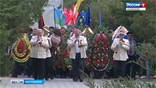 В Элисте 9 мая пройдет праздничное шествие