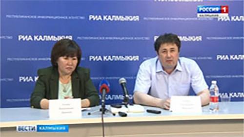 Санал Манджиев возглавил республиканскую больницу
