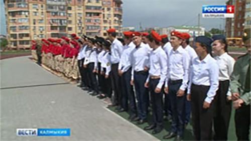 Сборная команда Калмыкии выступит на Всероссийском слете в Москве