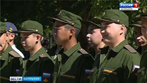 В Вооруженных силах России – новое пополнение