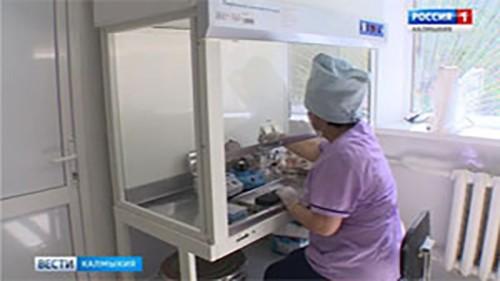 В Калмыкии регистрируются случаи укуса клещей