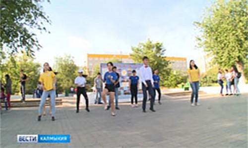 При школах Калмыкии работают летние лагеря