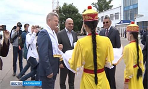 Элиста – Ростов-на-Дону: культурный обмен