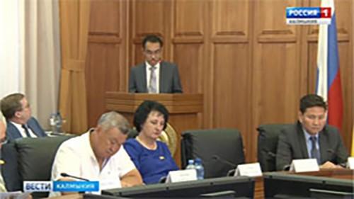 Выборы в Народный Хурал назначены на 9 сентября