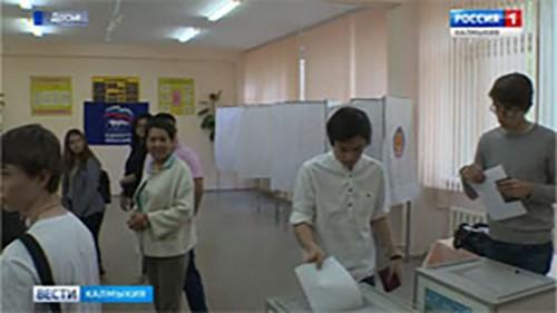 Выборы в Народный Хурал пройдут 9 сентября