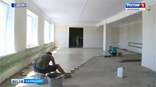 В Калмыкии введут в эксплуатацию восемь домов культуры