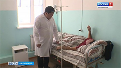 В Целинном районе началась реорганизация районных больниц