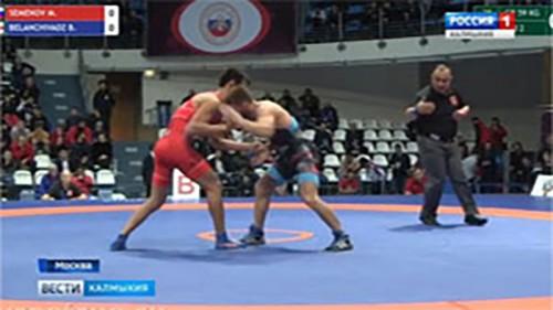 Мингиян Семенов вышел в финал первенства России