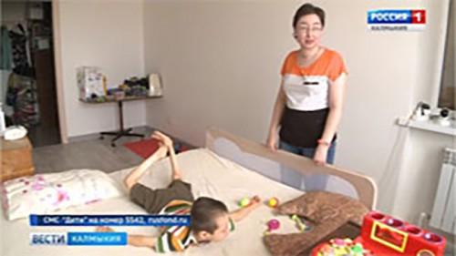 ГТРК «Калмыкия» и Русфонд продолжают совместную акцию помощи