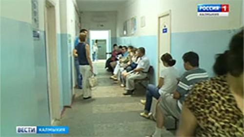 Сегодня в регионе стартовала прививочная кампания против ОРВИ и гриппа