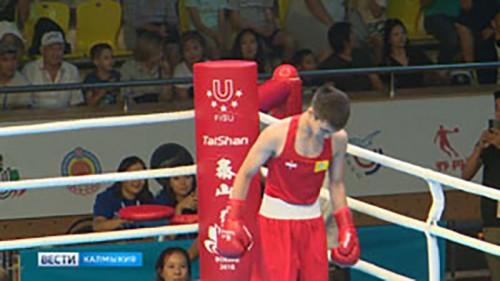 Богдан Шишкин выбыл из турнира