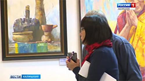 В Национальном музее пройдет выставка Гарри Рокчинского