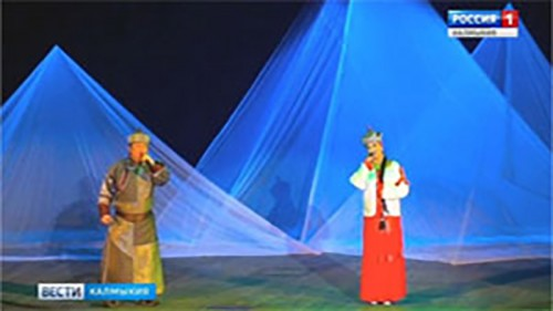 В Элисте начинаются гастроли Национального музыкально-драматического театра Республики Тыва